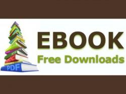6 वेबसाइट जहां से फ्री डाउनलोड कर सकते हैं ई-बुक्स