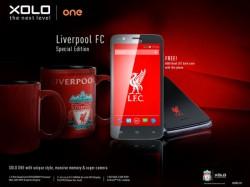 फुटबॉल प्रेमियों के लिए जोलो का लिमिटेड एडीशन फोन