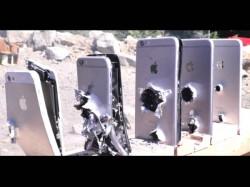 हैरान कर देने वाला वीडियो: क्या एके 47 की गोली झेल पाएगा आईफोन