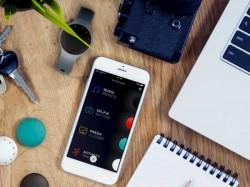 'मिसफिट लिंक' एप से ले सकते हैं स्मार्टफोन में सेल्फी