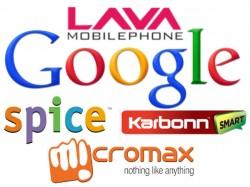 गूगल के एंड्रायड वन पोर्टफोलियो में लावा शामिल