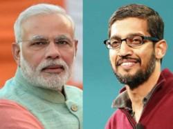 गूगल की इस बड़ी हस्ती ने किया नरेंद्र मोदी का स्वागत