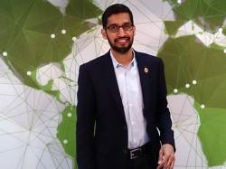 गूगल का नया परिसर हैदराबाद में : सुंदर पिचई