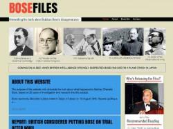 ब्रिटेन में लॉन्च हुई नेताजी सुभाष चंद्र बोस के जीवन से जुड़ी वेबसाइट..!!