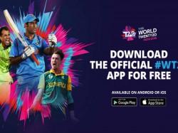 आईसीसी T20 वर्ल्डकप : ऐप्स रखेंगी आपको अपडेट