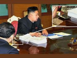 तानाशाह नेता किम जोंग के पास मिला मिस्ट्री फ़ोन!