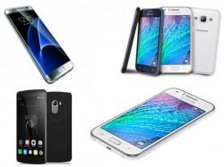 10 एंड्रायड स्मार्टफोन जो रहे पिछले हफ्ते टॉप ट्रेंड