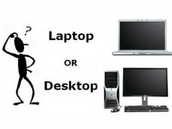 कौन से जमाने में जी रहे हैं, अब डेस्कटॉप पूराना हो गया है