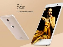 'सेल्फी शौकीनों' के लिए जियोनी का एस6एस स्मार्टफोन, जानें कीमत!