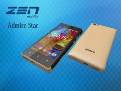 3,290 रुपए में लॉन्च हुआ एंड्रायड मार्शमेलो स्मार्टफोन 'ज़ेन एडमायर स्टार'