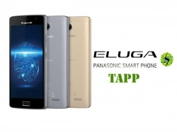 पैनासॉनिक ने लॉन्च किया फिंगरप्रिंट सेंसर वाला 4जी बजट स्मार्टफोन