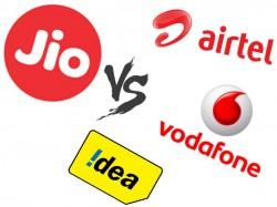 जियो को ऐसे पटखनी देंगे एयरटेल, आईडिया और वोडाफोन