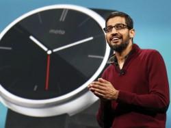 5 जनवरी को भारत में होंगे गूगल सीईओ सुन्दर पिचाई