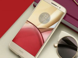 भारत में लॉन्च हुआ मोटो एम स्मार्टफोन, 4जीबी है रैम