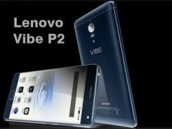 लेनोवो का वाईब पी2 होगा पॉवर हाउस, 5100 mAh बैटरी