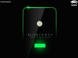 4000mAh बैटरी के साथ लॉन्च हुआ स्वाइप इलीट पॉवर स्मार्टफोन
