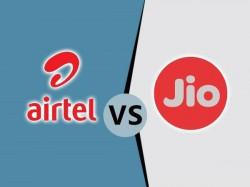 जियो  के 303 रु ऑफर के काउंटर में एयरटेल का 100 रु 10जीबी डाटा ऑफर