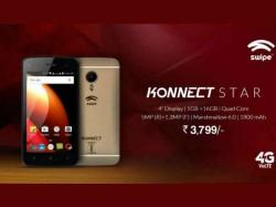 3,799 रुपए में लॉन्च हुआ 4G VoLTE सपोर्ट स्मार्टफोन