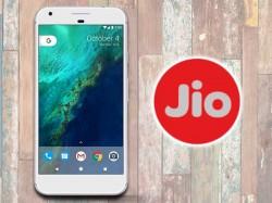 सस्ता 4जी स्मार्टफोन बनाने के लिए साथ आए रिलायंस जियो और गूगल!