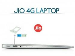 मैकबुक जैसा लैपटॉप ला सकता है जियो