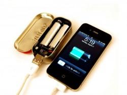 ये है मस्त जुगाड़, इमरजेंसी मोबाइल फोन चार्जर