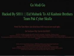 पाकिस्तानी ग्रुप ने फिर हैक की NIT श्रीनगर की वेबसाइट !