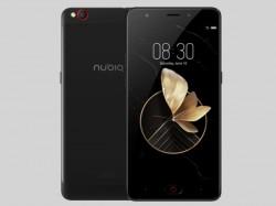 नूबिया एम2 प्ले, फोन में 3जीबी रैम और एंड्रायड 7.0 नॉगट