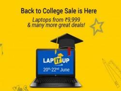 बैक टू कॉलेज लैपटॉप सेल में लैपटॉप पर 20,000 रुपए तक के ऑफर