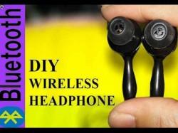 DIY : 7 स्टेप्स में बेकार पड़े हैडफोन से बनाएं वायरलैस ईयरफोन