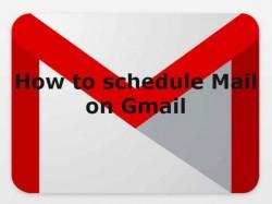 इन स्टेप्स को फॉलो कर ईमेल करें शेड्यूल !
