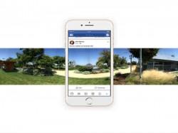 Facebook ऐप लाया 360 डिग्री फोटो फीचर, न्यूज फीड बनेगा इंटरेस्टिंग