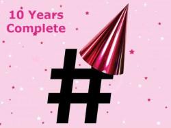 10 साल का हुआ #Hashtag, जानें इसकी इंटरेस्टिंग जर्नी