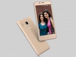 Intex Aqua Style III 4G स्मार्टफोन लॉन्च, कीमत 4,299 रु