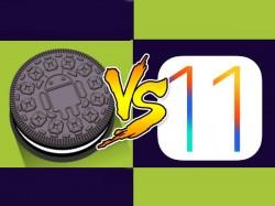 Android O vs iOS 11: कौन है बेस्ट, क्या है सेम और क्या है अलग?