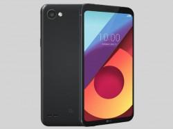 भारत में लॉन्च हुआ LG Q6+, फुलविज़न डिस्प्ले और कीमत 17,990 रु