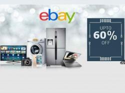 eBay बिग डील सेल शुरू, हर प्रॉडक्ट पर 60% डिस्काउंट