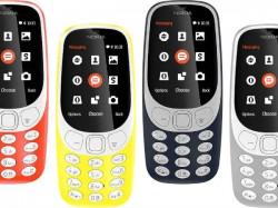 नोकिया 3310 का नया वैरिएंट लॉन्च, अब मिलेगी जियोफोन को टक्कर