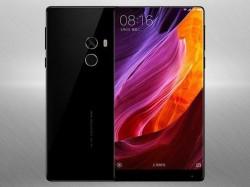 भारत में लॉन्च हुआ Xiaomi Mi Mix 2, कीमत 35,999 रुपए