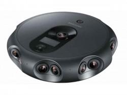 17 लेंस के साथ Samsung 360 Round VR कैमरा लॉन्च