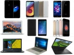 अमेज़न ग्रेट इंडियन सेल में स्मार्टफोन और लैपटाप पर 50% तक छूट