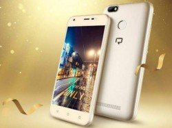 नया 4G स्मार्टफोन Reach Allure Secure लॉन्च, कीमत 4,999 रुपए