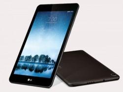 8 इंच डिस्प्ले के साथ एंट्री लेवल LG G Pad F2 8.0 टैबलेट लॉन्च