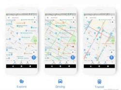 Google Map में शामिल हुए ये शानदार फीचर्स