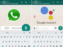 आपके इशारे पर गूगल असिस्टेंट अपने आप भेजेगा व्हाट्सऐप मैसेज