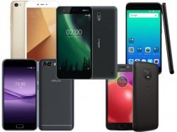 बेस्ट बजट स्मार्टफोन 2017 : 5000 रु से 8000 रु तक के फोन