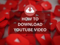 सेकेंड्स में डाउनलोड होंगे Youtube वीडियो, ट्राई करें ये ट्रिक