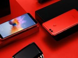 Honor 7X red लिमिटेड एडिशन जल्द होगा सेल के लिए उपलब्ध
