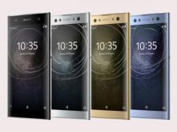 कम कीमत में पेश हुए Sony Xperia XA2, XA2 Ultra और Xperia L2