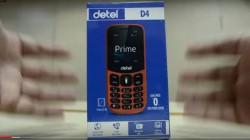 डीटेल D4 प्राइम : कीमत 599 रु साथ में कैमरा और ड्युल सिम जैसे फीचर्स
