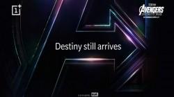 OnePlus 6 x Marvels Avengers लिमिटेड एडिशन 17 मई को होगा लॉन्च